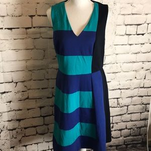 *Sale* Muse Color Block Dress